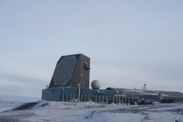 Ballistic Missile Early Warning Radar