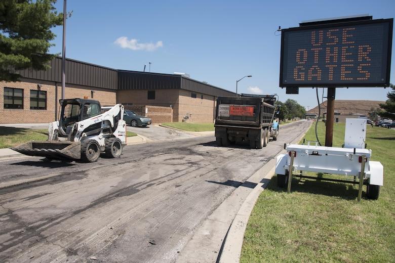 Dower House Road Closure
