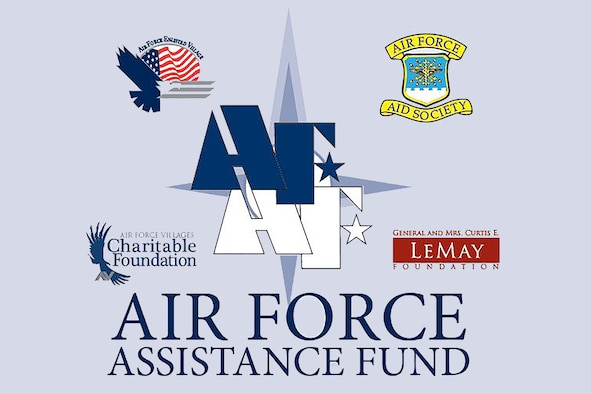 The Air Force Assistance Fund campaign is an annual, on-the-job fundraising event conducted among Air Force personnel for the benefit of Air Force personnel. (Courtesy photo)