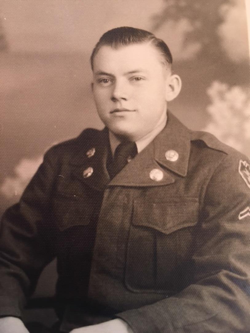 Sgt. Homer R. Abney