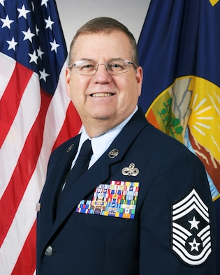 120th Airlift Wing Command Chief Master Sgt. Steven Lynch