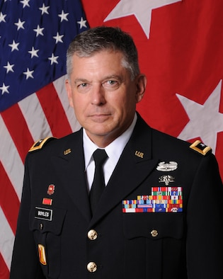 Maj. Gen. Janson D. Boyles