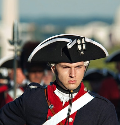 Army National Guard approves wear of the tricorne 'minuteman' hat at