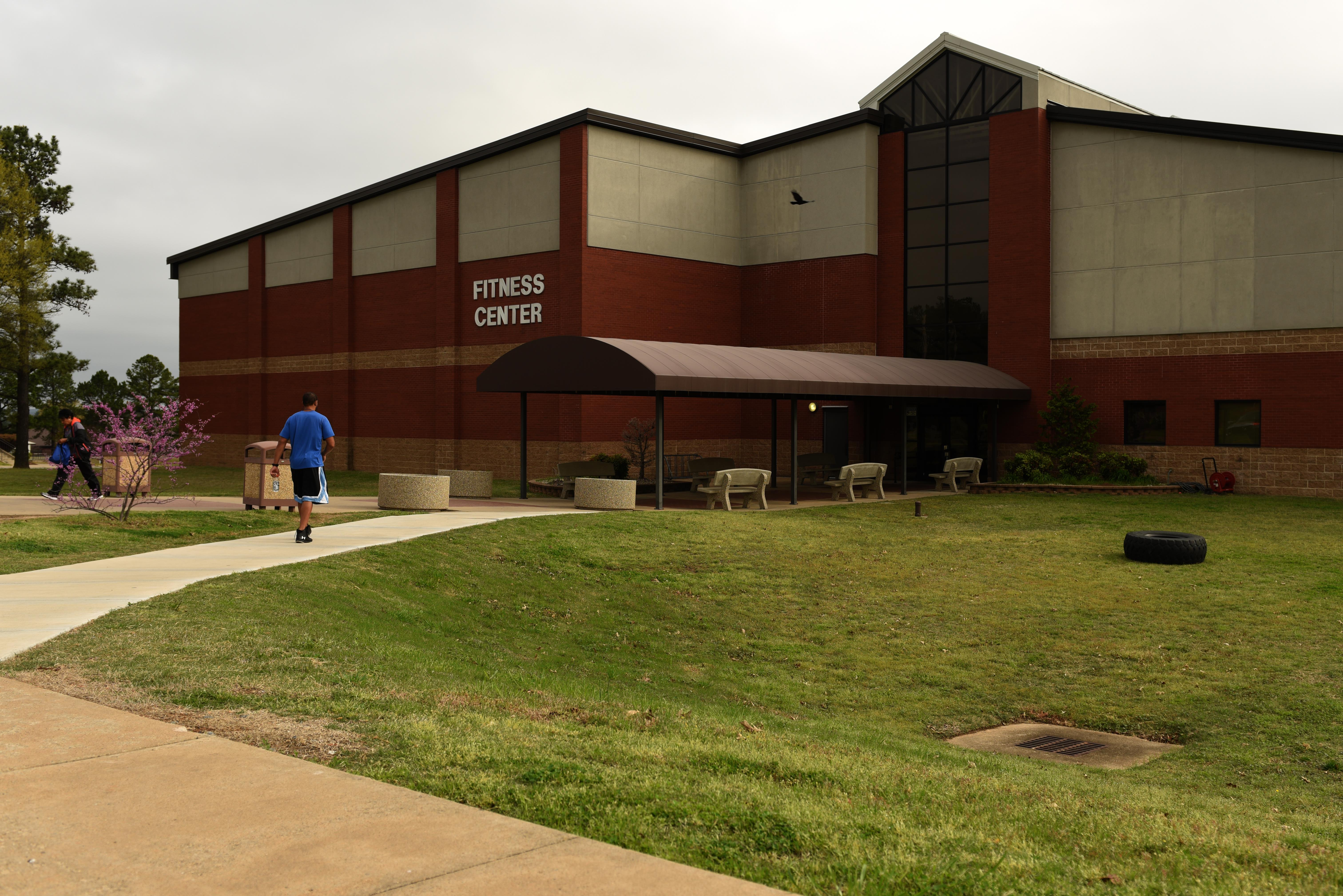 Gym Revamps 24 7 Access System For Airmen Gt Little Rock
