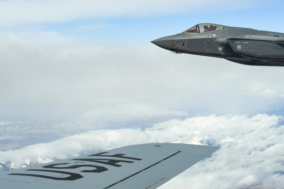 (U.S. Air Force/R. Nial Bradshaw)