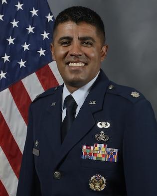 Lt. Col. Sergio Rios