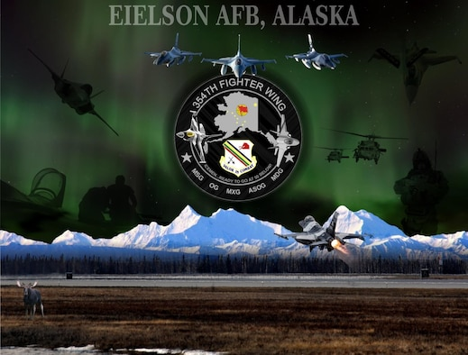 On April 20, Col. David Mineau, the 354th Fighter Wing commander, held a wing-wide all call. Mineau discussed the mission and priorities for Eielson and remarked on how the Iceman team is doing exceptional work.
