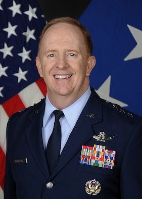 Lt. Gen. John F. Thompson