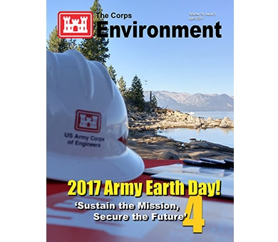 headquarters u s army corps of engineers this issue of the corps environment includes army announces 2016 environmental award recipients fort