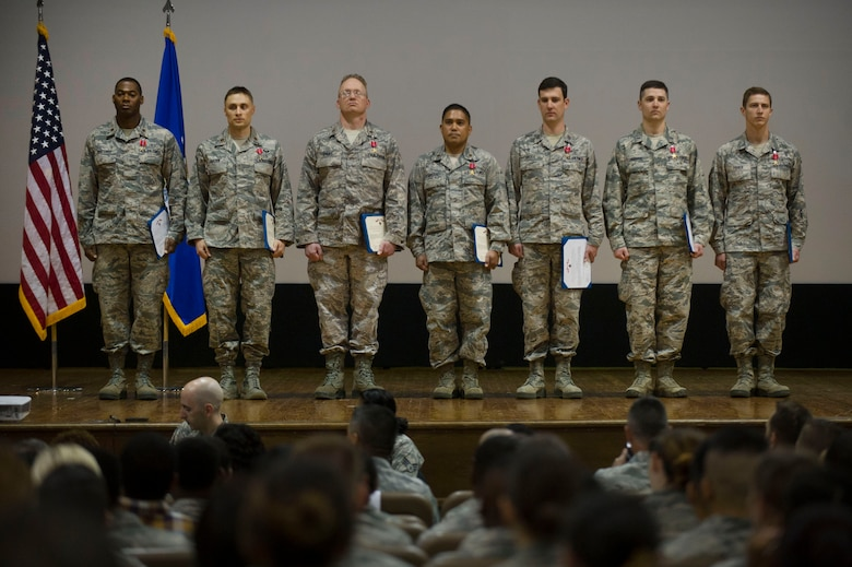 Bronze Star Medals Awarded To Mobile Forward Surgical Team Air Force Medical Service Display