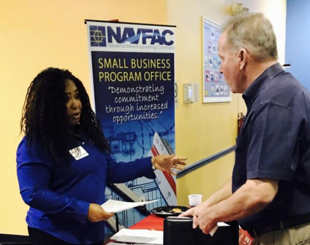 Diana Jordan-Burks assists Small Businesses