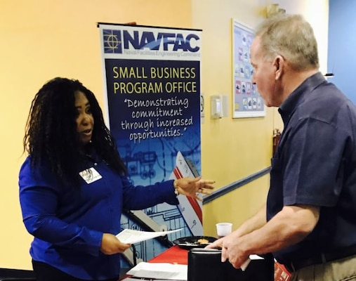 Diana Jordan-Burks assists Small Businesses