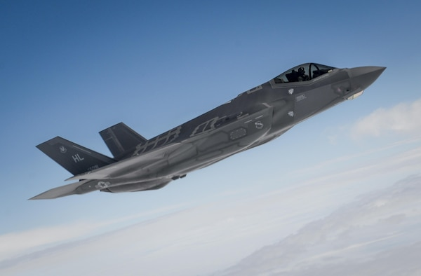 AF selects locations for next two Air National Guard F-35 bases