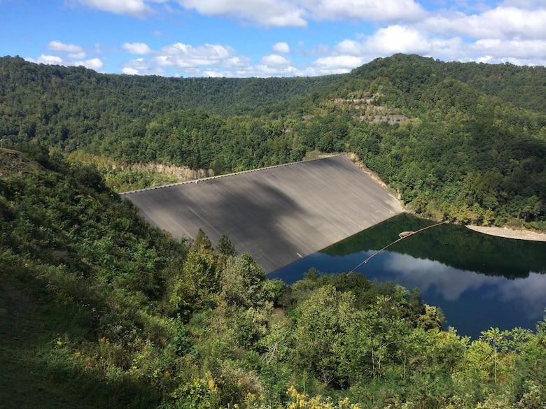 RD Bailey Dam