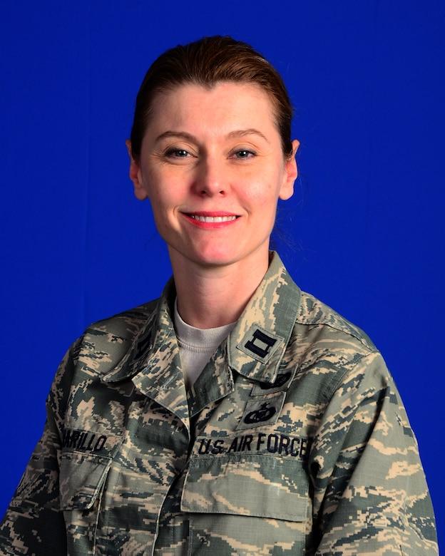 166th Airlift Wing Sexual Assault Response Coordinator- Captain Valerie Camarillo