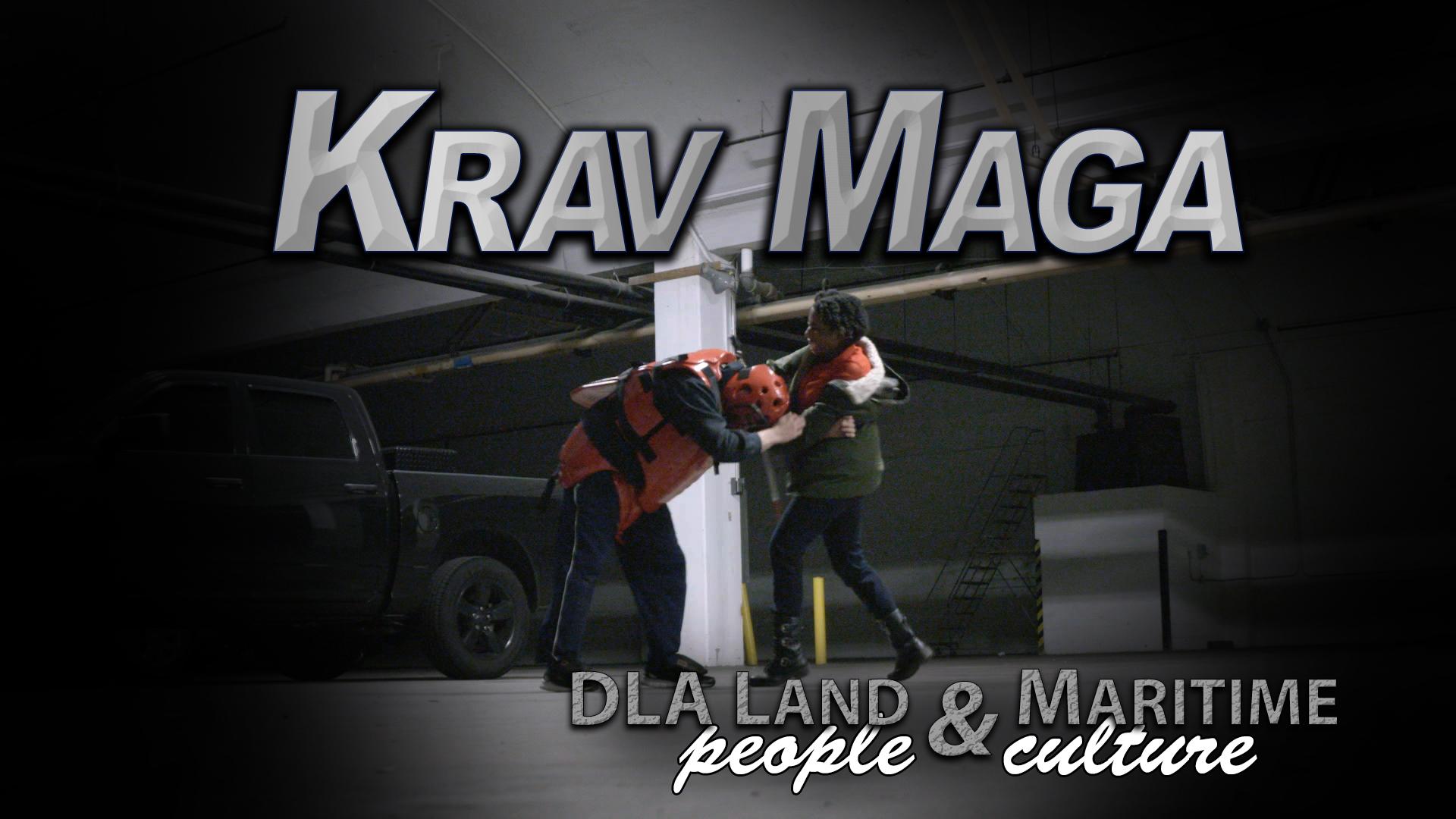 Krav Maga Class - May 24 > Defense Logistics Agency > News
