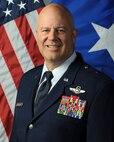 Official photo of Brigadier General Brian K. Borgen