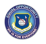 The Equal Opportunity Program is responsible for improving mission effectiveness by promoting an environment free from personal, social, or institutional barriers. The Vandenberg EO office processes complaints of discrimination for members of Team V. (Courtesy graphic)