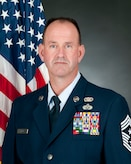 Chief Master Sgt. David W. Stevens, command chief, 167th Airlfit Wing, West Virginia Air National Guard, the 7th command chief for the Wing.