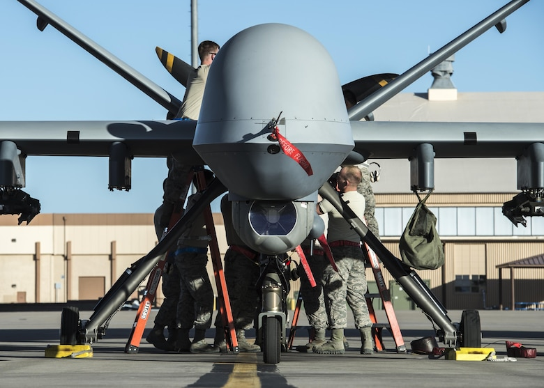 Holloman surges RPA operations > U.S. Air Force > Article