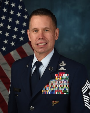 Chief Master Sergeant Scott A. Myers