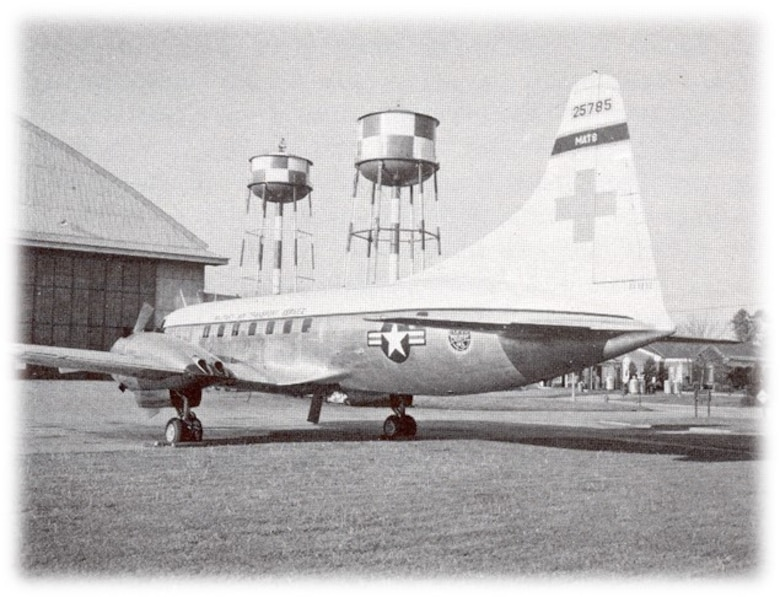 As Scott became even more focused on aeromedical airlift in the 1960's, another change swept the base: Military Air Transport Service became the Mobility Air Command, which changed the host unit from MATC to the newly activated 375th Aeromedical Airlift Wing on Jan. 12, 1966.