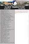 Clinic locations (U.S. Air Force graphic/Staff Sgt. Michael Ellis)