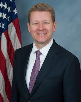 Official photo of Pete Giambiastiani, PDASD for Legislative Affairs
