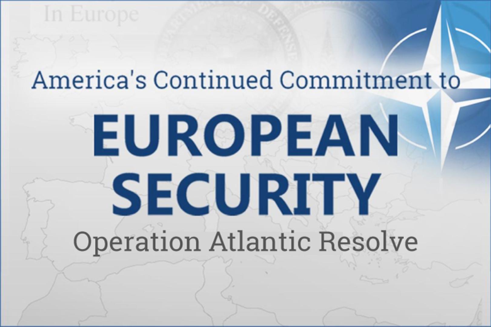 Operation Atlantic Resolve