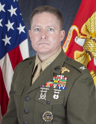 Colonel Michael A. Brooks Jr > Marine Corps Forces Special ...
