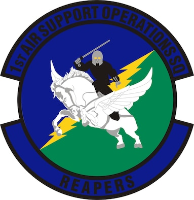 1 Air Support Operations Squadron