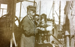 Capt. James Washington (J.W.) Rouse. The Memphis District's Dry Dock Rouse is named in his honor.