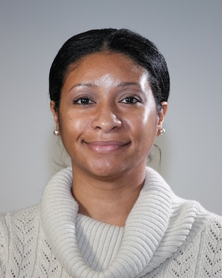 Porscha Porter is one of two Huntsville Center employees to receive Consulting-Specifying Engineer magazine's 40 Under 40 Award.