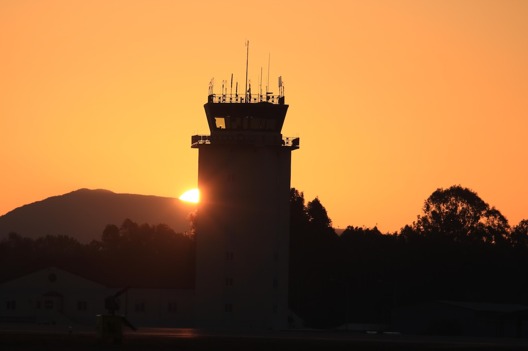 Sunrise OSS Tower.