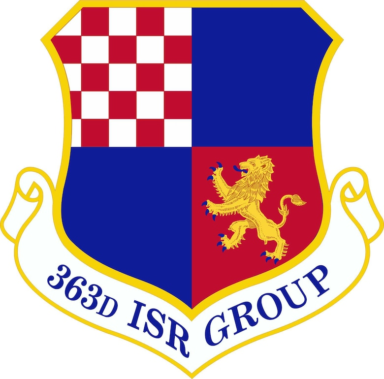 363 Intelligence, Surveillance, and Reconnaissance Group