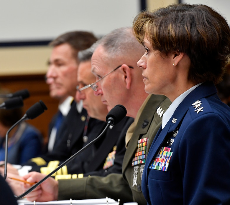AF to Congress: Readiness depends on strong, resilient force