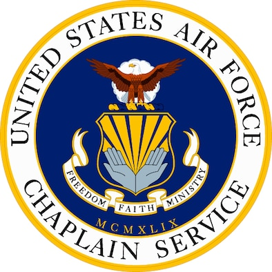 United States Air Force Chaplain Service logo