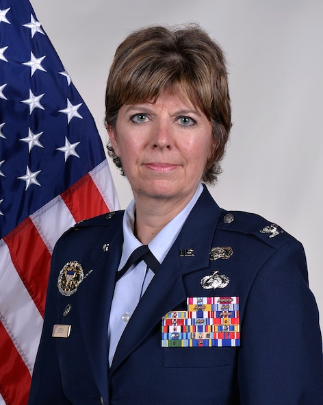 Col. Kerry R. Lovely (U.S. Air National Guard photo by Master Sgt. Jerry Harlan)