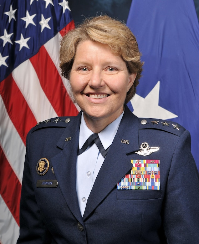 Lt. Gen. Michelle D. Johnson, the superintendent of the U.S. Air Force Academy. (U.S. Air Force photo/Mike Kaplan)