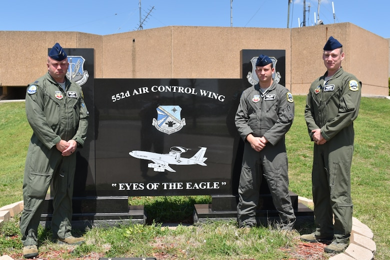 Airmen stop woman from jumping off bridge