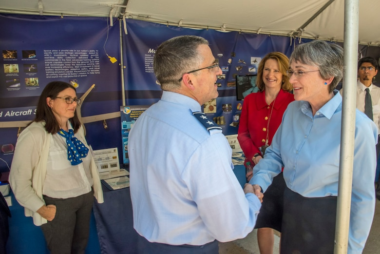 Maj. Gen. William T. Cooley, commander of the Air Force