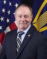 Official photograph of Vayl S. Oxford, Director of Defense Threat Reduction Agency