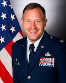 Col. (Special Agent) Kirk B. Stabler will take command of the Air Force Office of Special Investigations May 18, 2017, becoming the 18th commanding officer in the 69-year history of the storied law enforcement organization. (U.S. Air Force photo/Michael Hastings)
