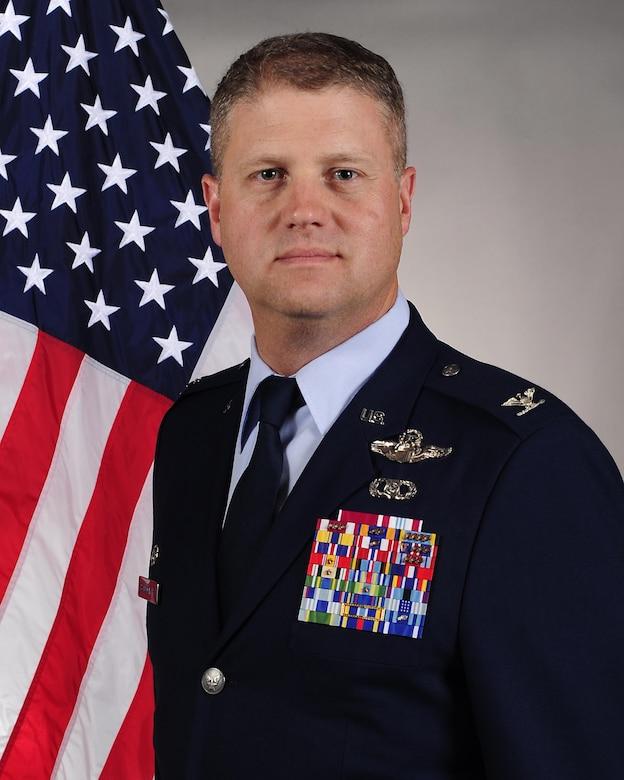 Col. David G. Shoemaker