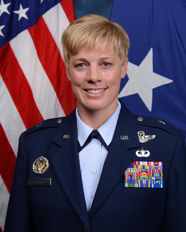 Brigadier General Kristin E Goodwin Gt United States Air