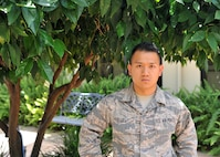 Senior Airman Tam Ly, 9th Medical Group public health technician, poses for a photo May 24, 2017 at Beale Air Force Base, California. (U.S. Air Force photo/Airman 1st Class Tristan D. Viglianco)