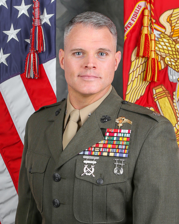 Lieutenant Colonel James W. Eagan > Marine Corps Forces ...
