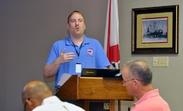 NOAA Warning Coordination Meteorologist Jason Beaman shared NOAA's prediction of an above-normal hurricane season in the Atlantic this year. Beaman said NOAA predicts 11 to 17 named storms, five to nine hurricanes and, possibly, two to four major hurricanes this year.