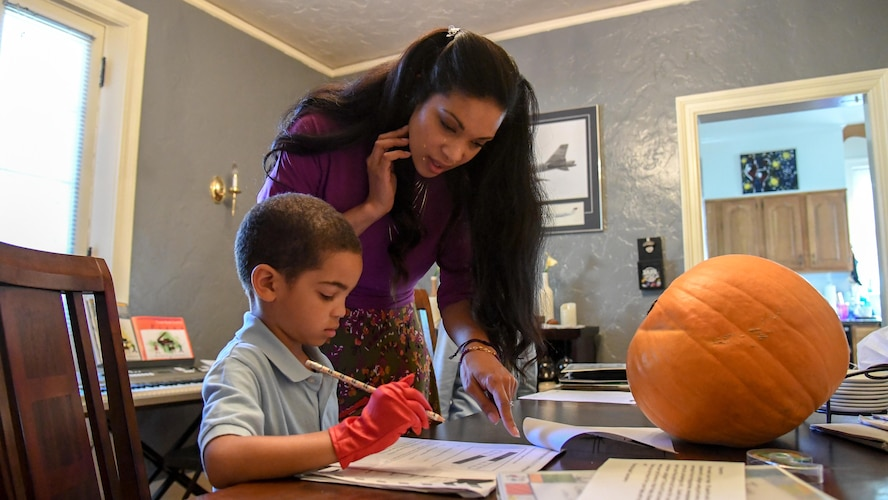 Spouse uses diagnoses to educate