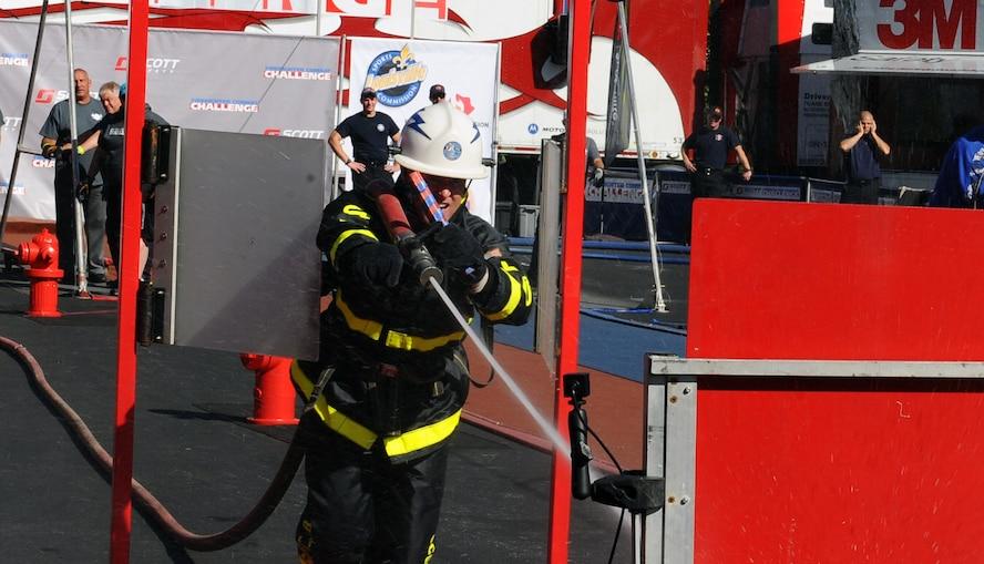 Firefighter Challenge